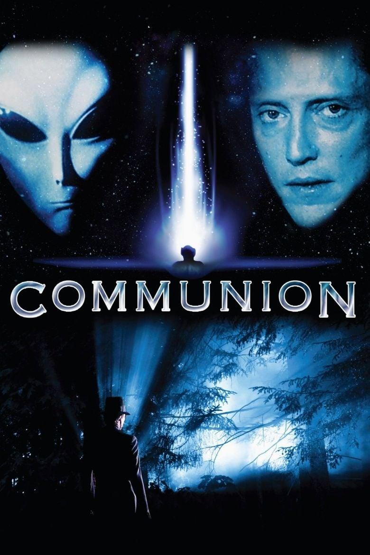 Communion (1989 film) movie poster