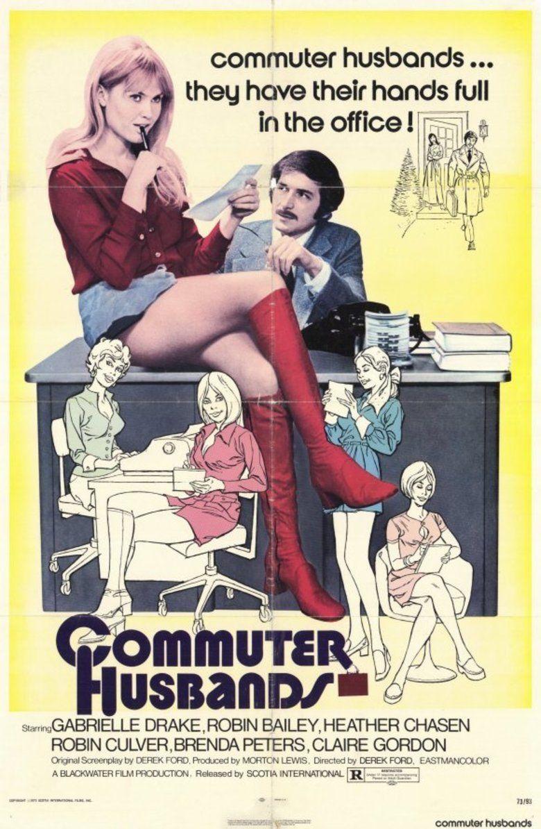 Commuter Husbands movie poster