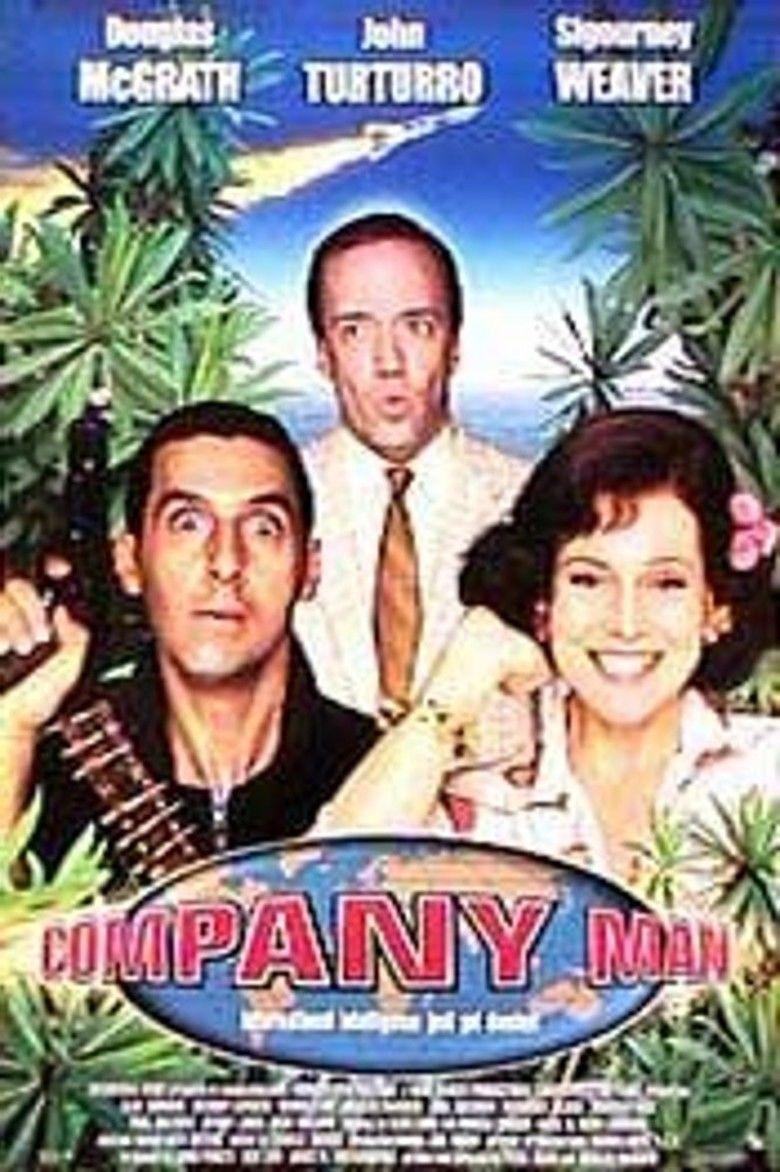 Company Man (film) movie poster
