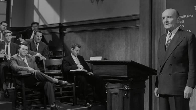 Compulsion (1959 film) movie scenes