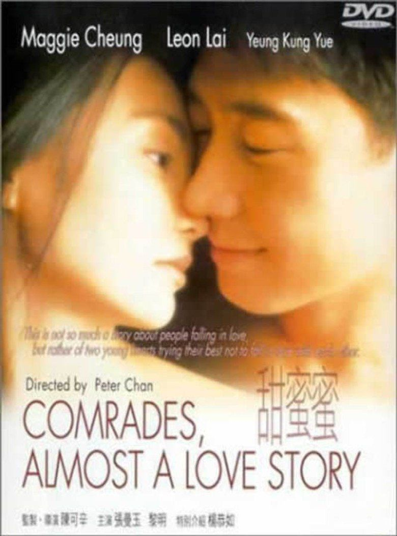 Comrades: Almost a Love Story movie poster