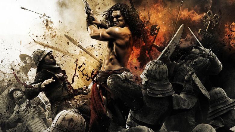 Conan the Barbarian (2011 film) movie scenes