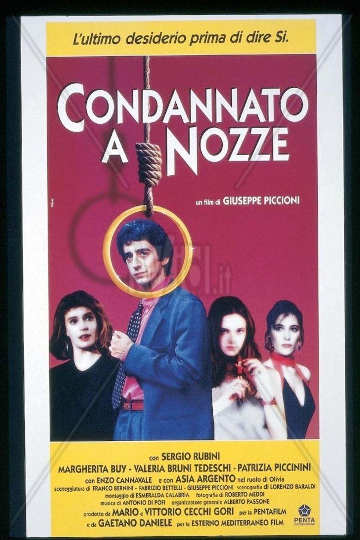Condannato a nozze movie poster