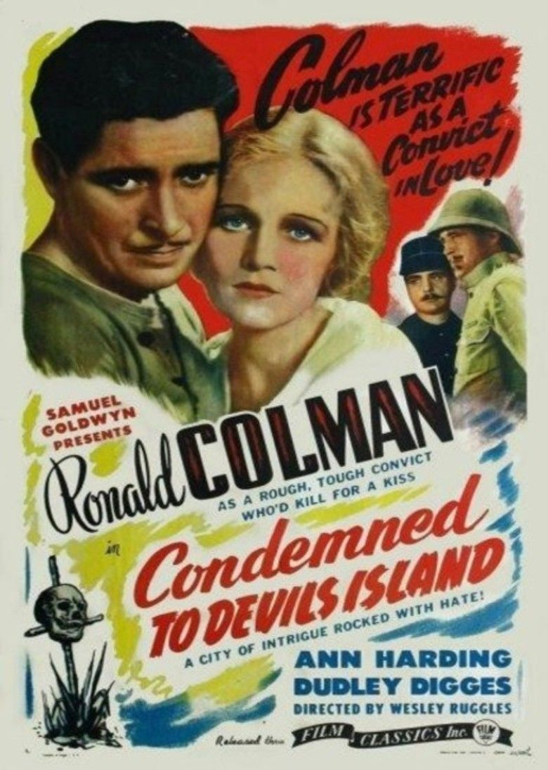 Condemned (film) movie poster