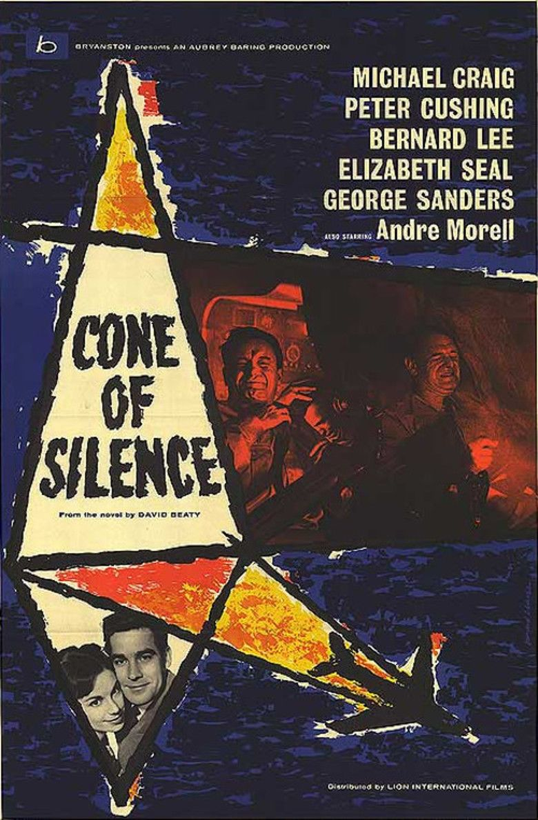 Cone of Silence (film) movie poster