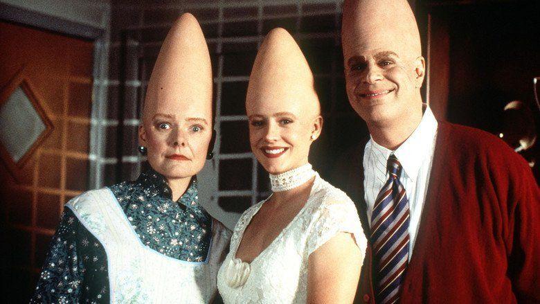 Coneheads (film) movie scenes