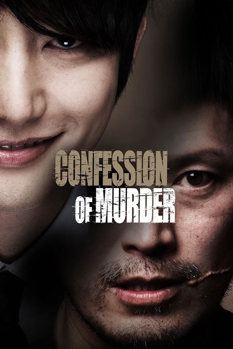 Confession of Murder movie poster