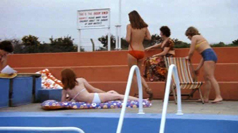 Confessions from a Holiday Camp movie scenes
