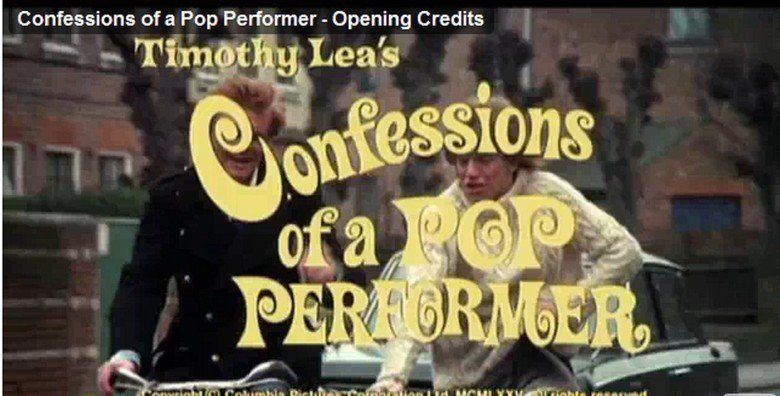 Confessions of a Pop Performer movie scenes