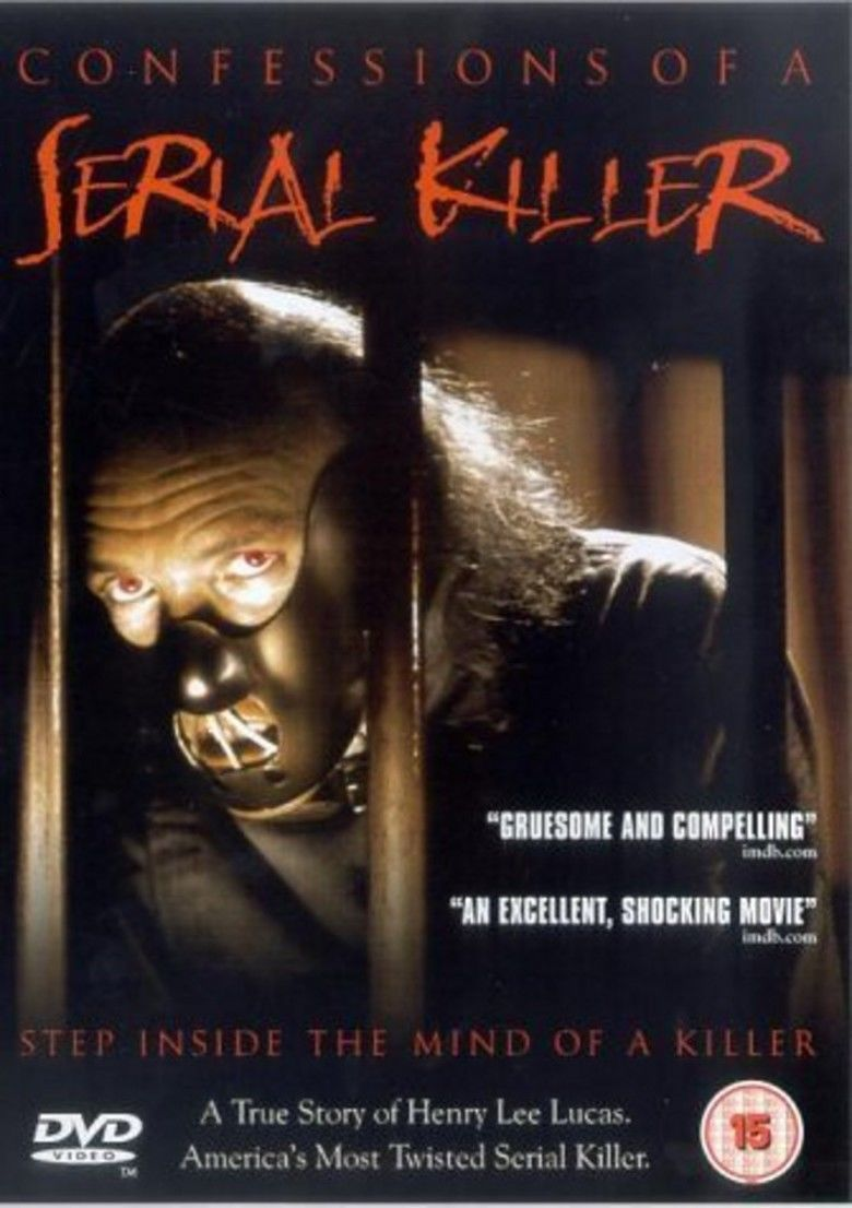 Confessions of a Serial Killer movie poster
