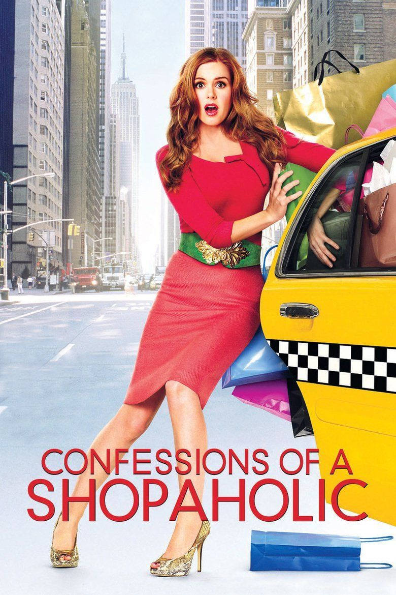 Confessions of a Shopaholic (film) movie poster