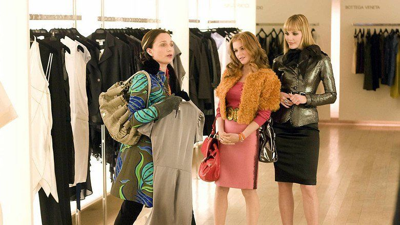 Confessions of a Shopaholic (film) movie scenes