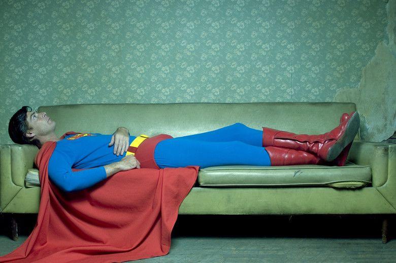 Confessions of a Superhero movie scenes