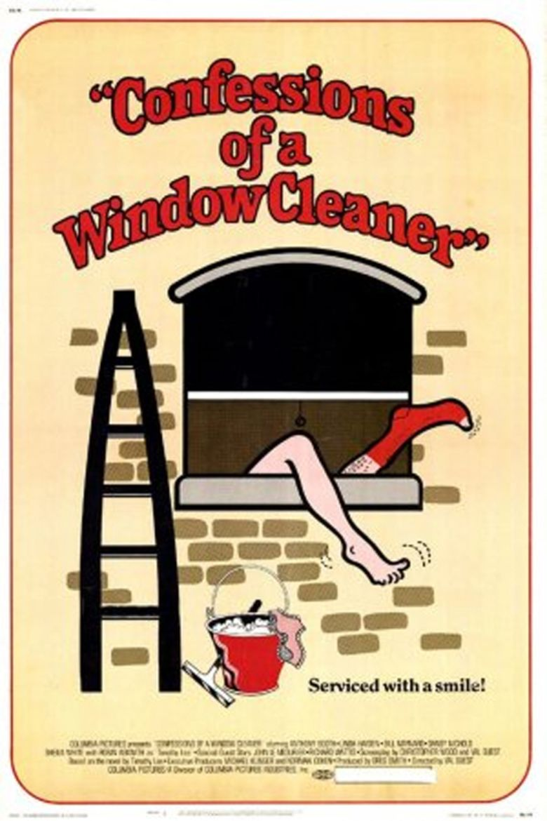 Confessions of a Window Cleaner movie poster