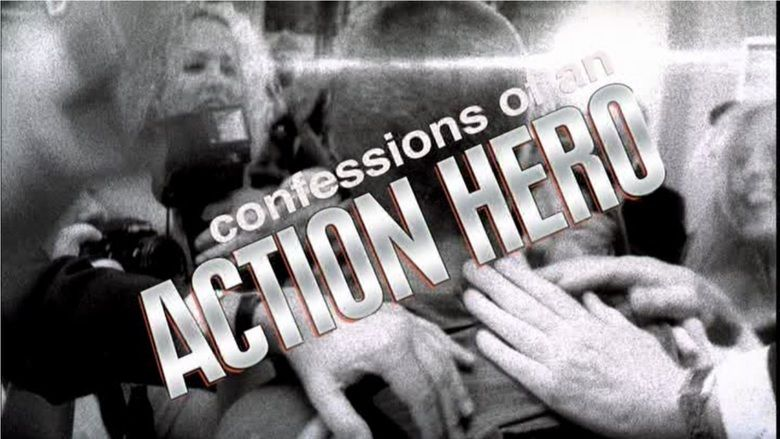Confessions of an Action Star movie scenes