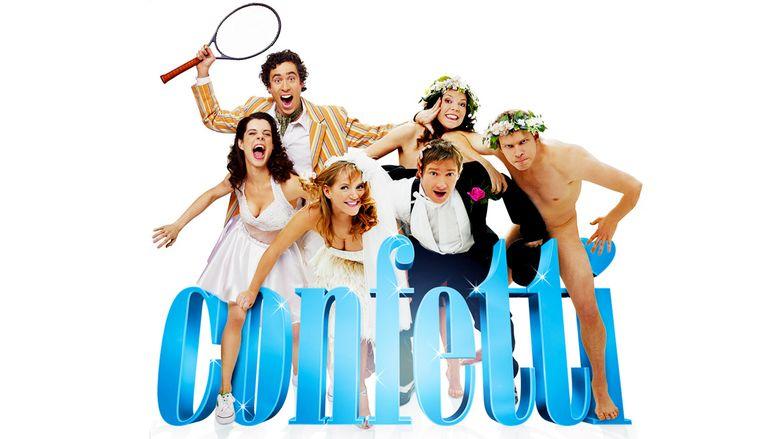 Confetti (2006 film) movie scenes