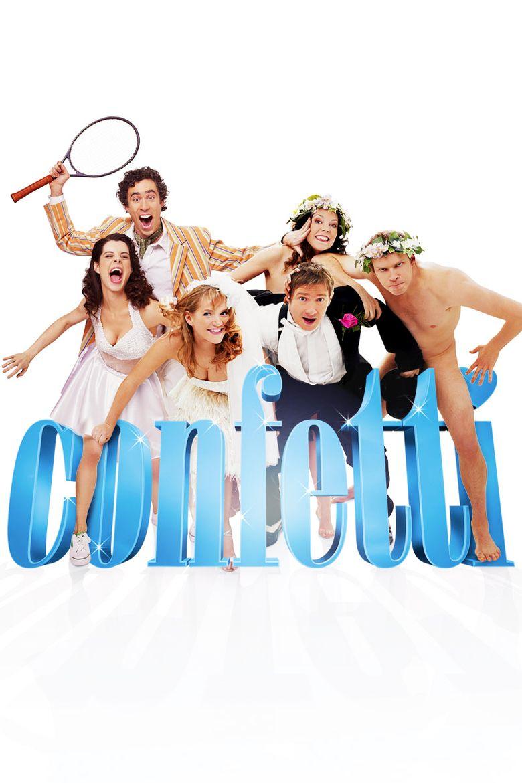 Confetti (2006 film) movie poster