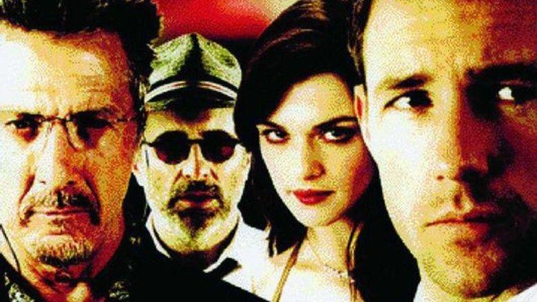Confidence (2003 film) movie scenes