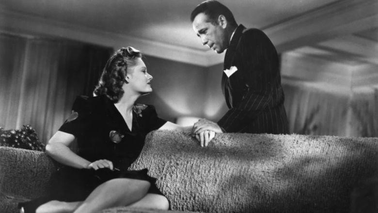 Conflict (1945 film) movie scenes