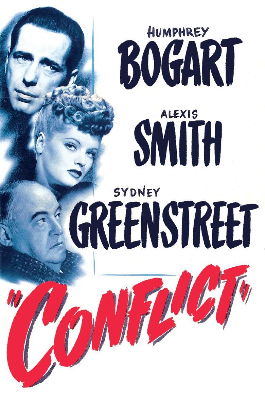 Conflict (1945 film) movie poster