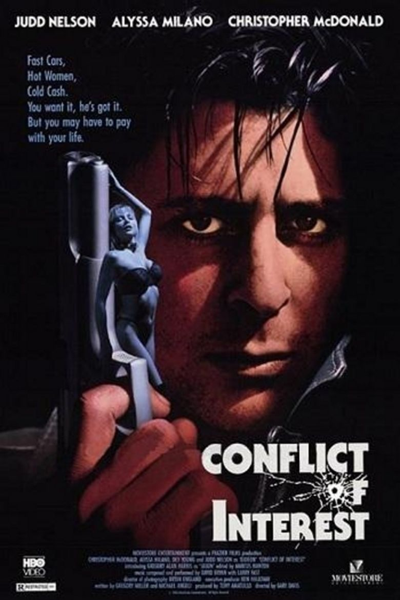 Conflict of Interest (film) movie poster