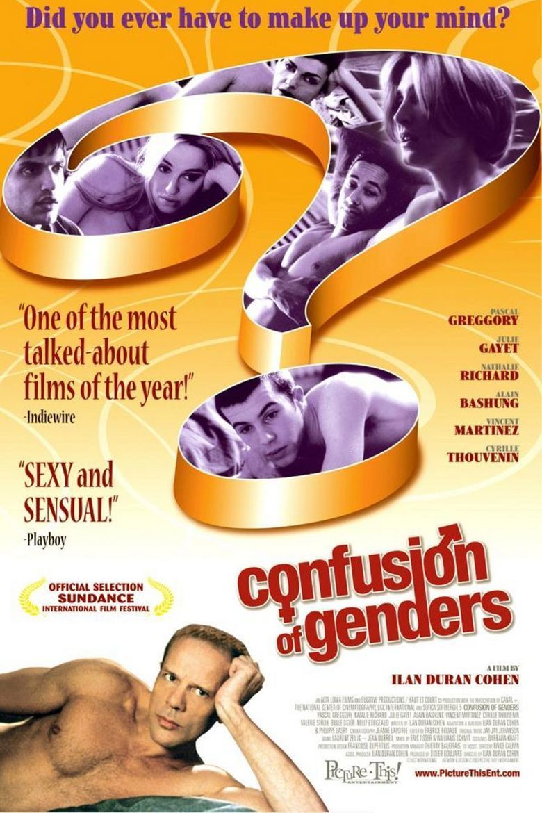 Confusion of Genders movie poster
