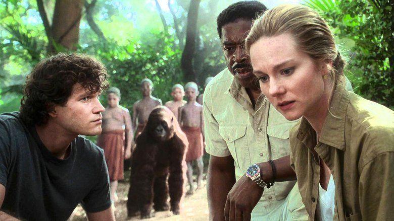 Congo (film) movie scenes