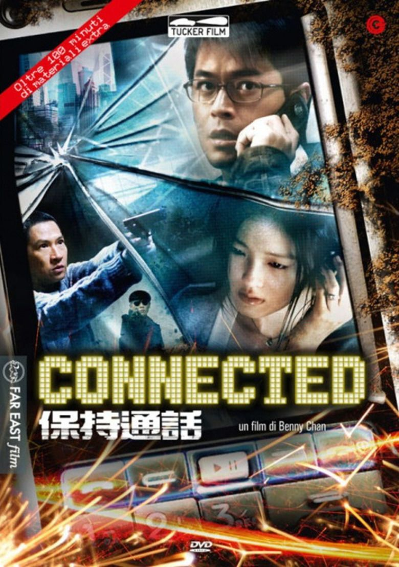 Connected (film) movie poster