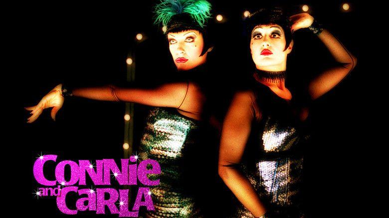 Connie and Carla movie scenes