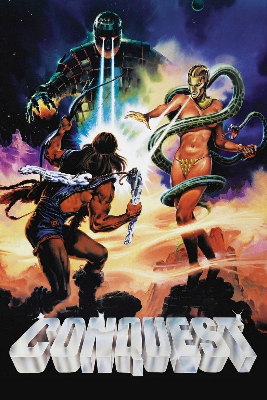 Conquest (1983 film) movie poster