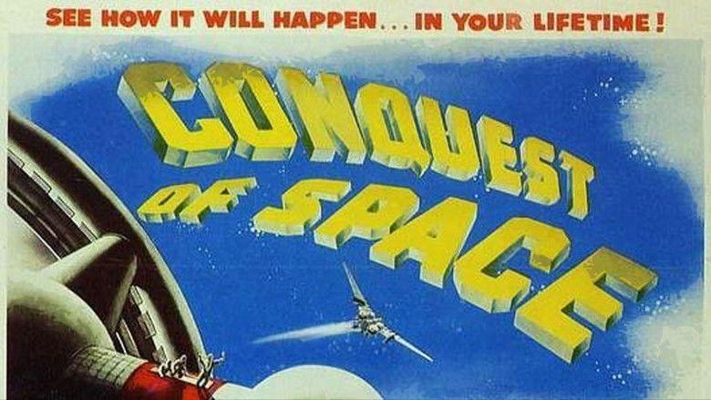 Conquest of Space movie scenes