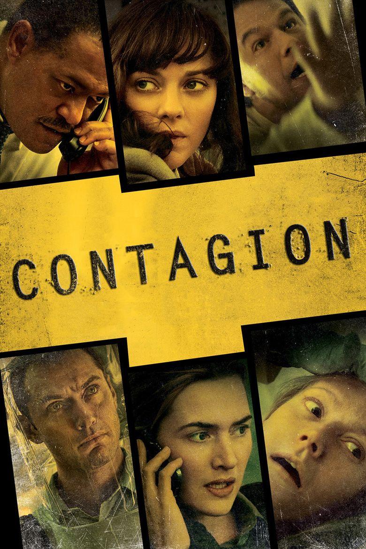 Contagion (film) movie poster