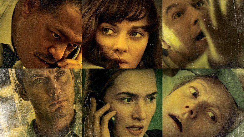 Contagion (film) movie scenes