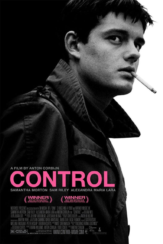 Control (2007 film) movie poster