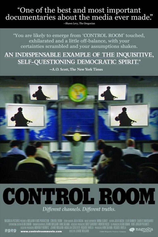Control Room (film) movie poster