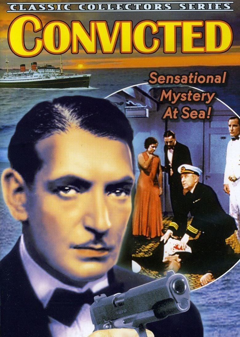 Convicted (1931 film) movie poster