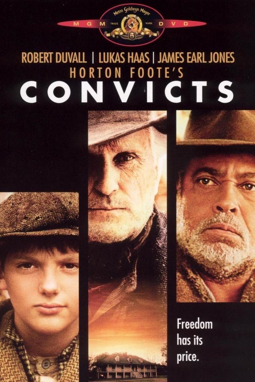 Convicts (film) movie poster