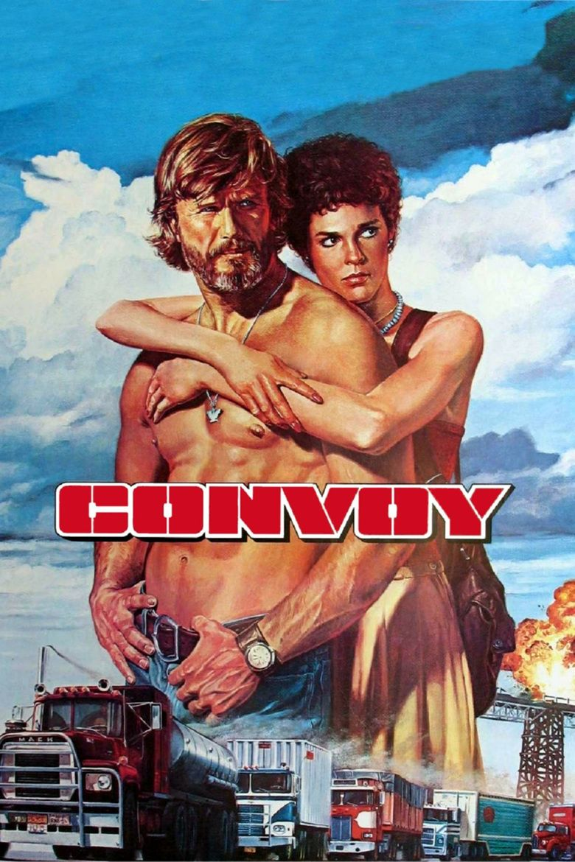 Convoy (1978 film) movie poster