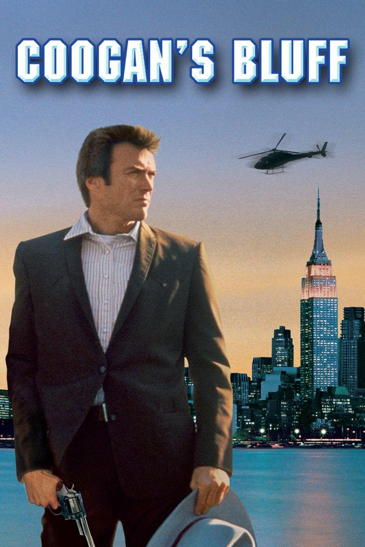 Coogans Bluff (film) movie poster
