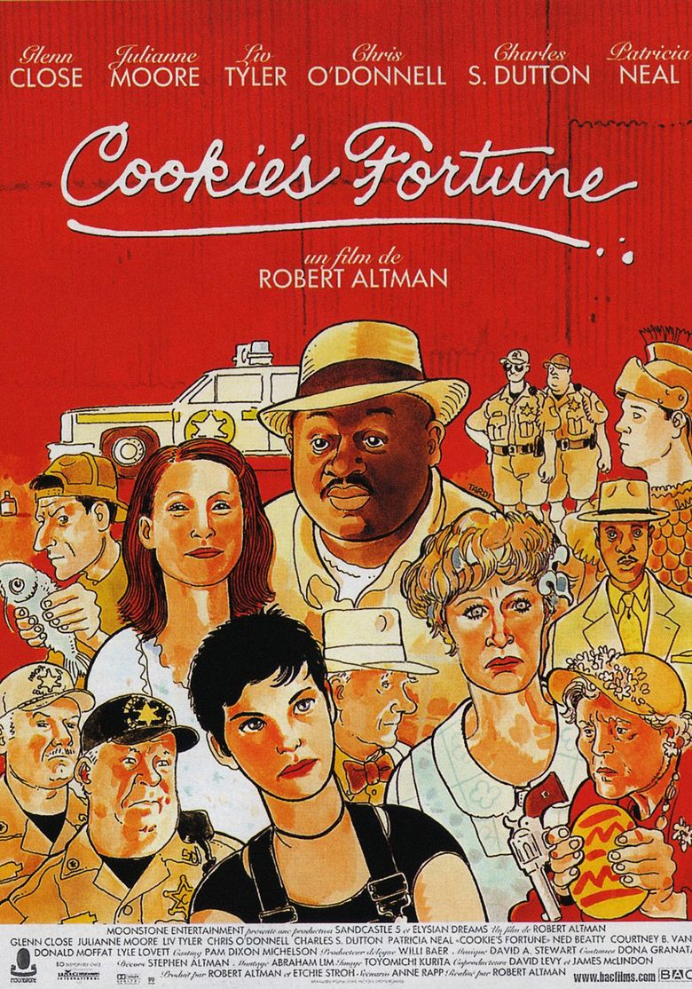 Cookies Fortune movie poster