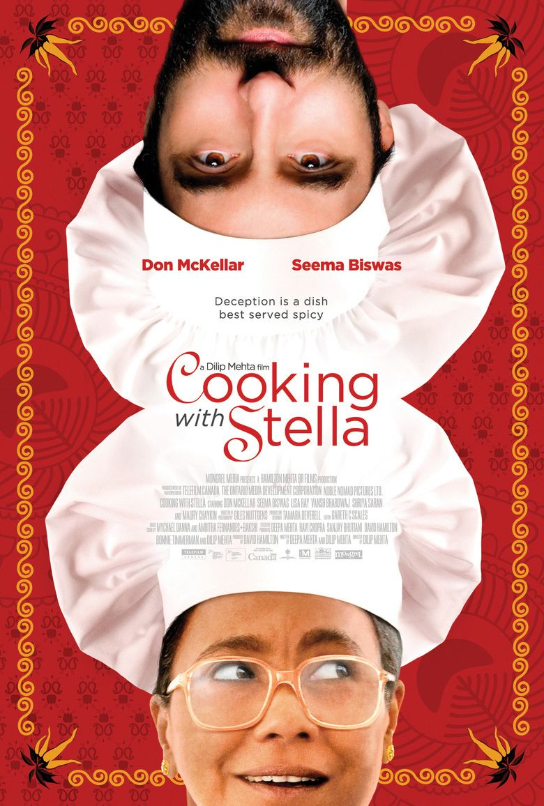 Cooking with Stella movie poster