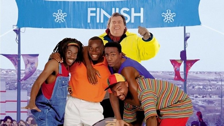 Cool Runnings movie scenes