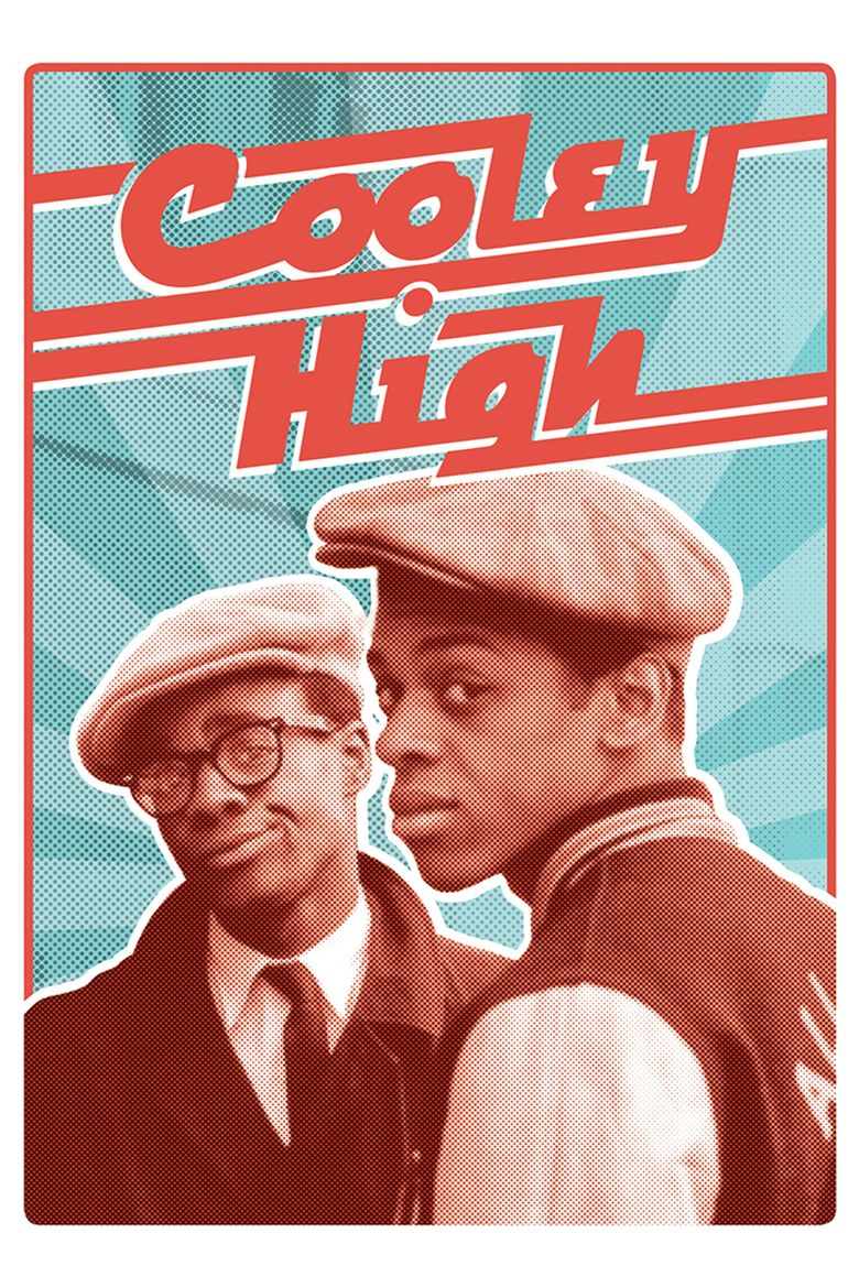 Cooley High movie poster