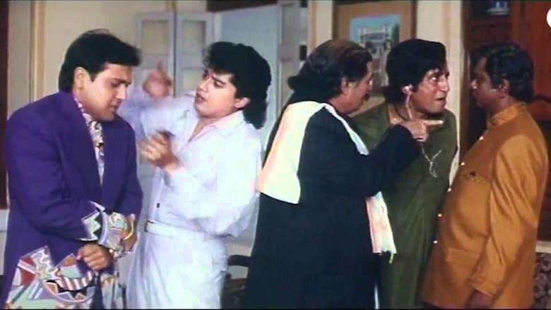 Coolie No 1 (1995 film) movie scenes