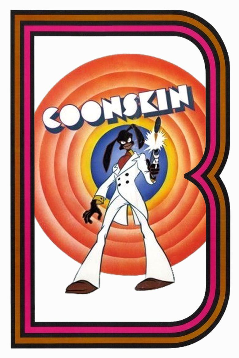 Coonskin (film) movie poster