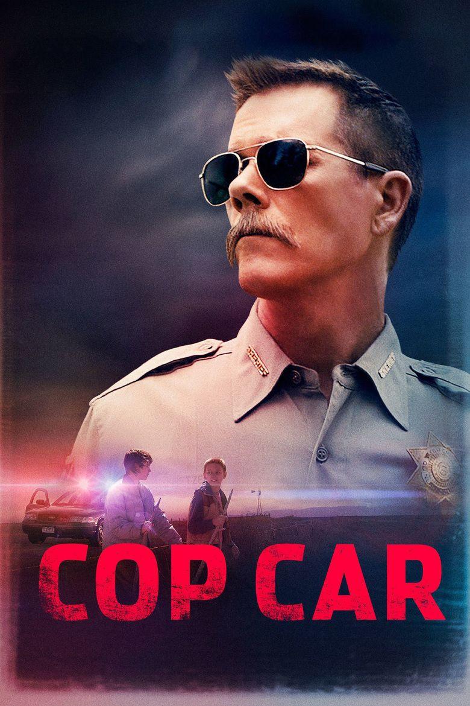 Cop Car (film) movie poster