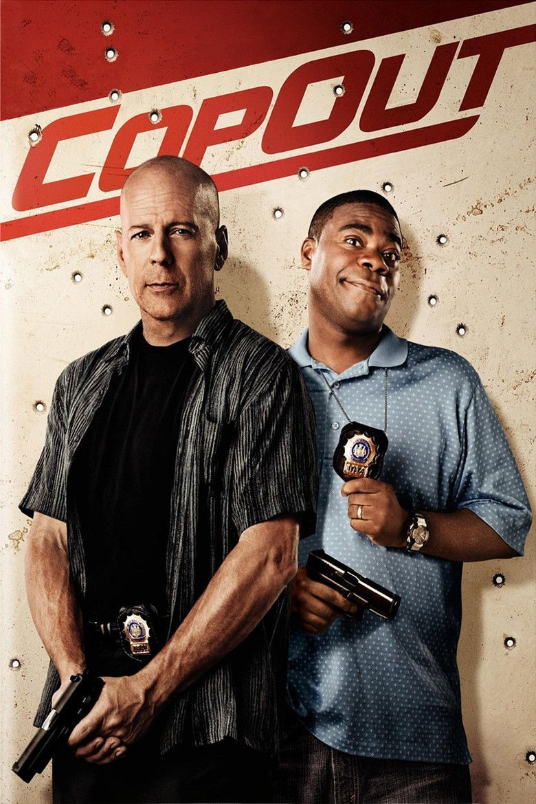 Cop Out (2010 film) movie poster