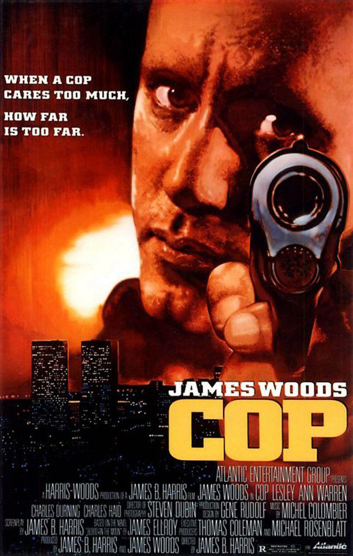Cop (film) movie poster