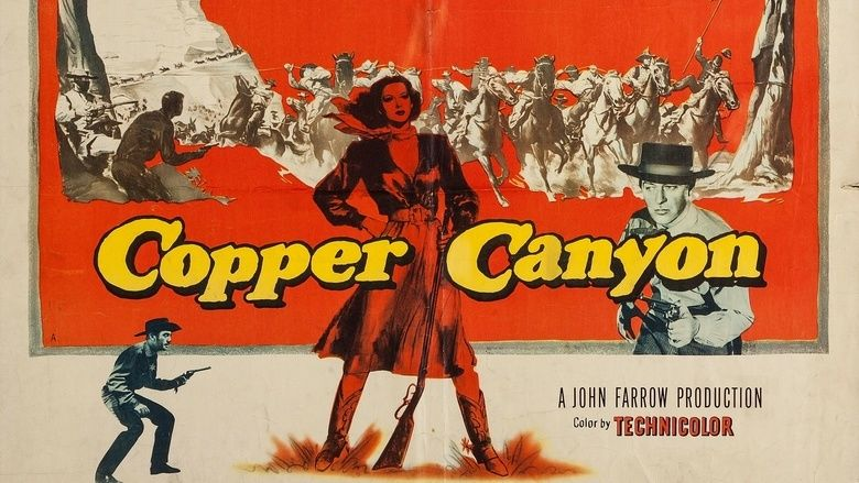 Copper Canyon (film) movie scenes