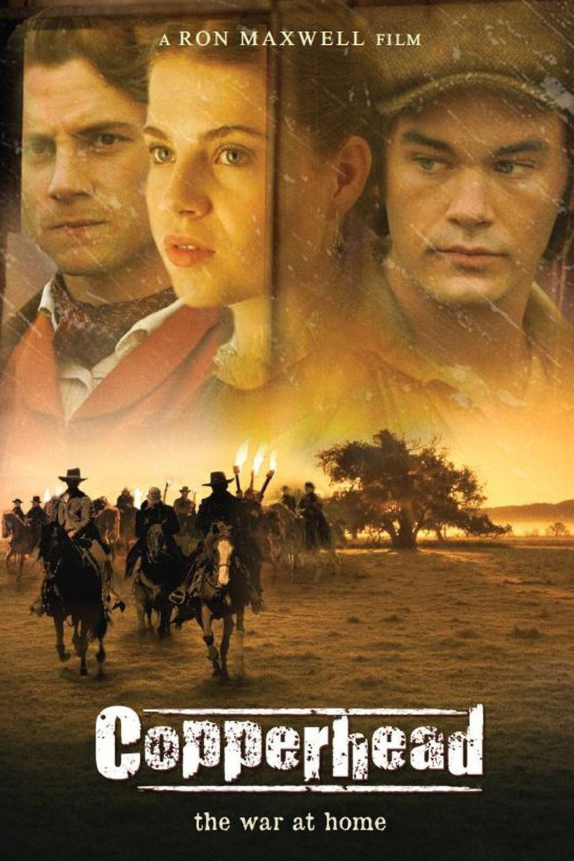 Copperhead (2013 film) movie poster